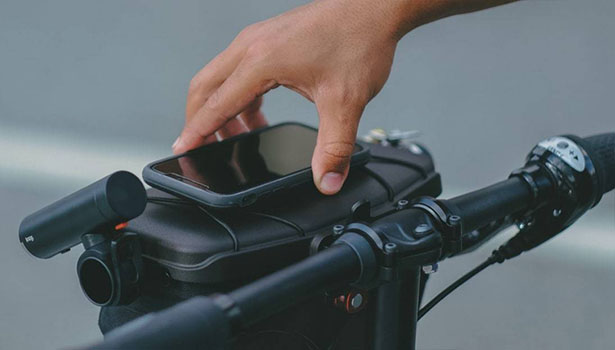 RouteWerk Handlebar Bag - Carry Your Daily Essentials While Cycling
