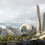 Rublyovo-Arkhangelskoye Smart City West of Moscow by Zaha Hadid Architects and TPO Pride Architects