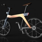 RubyBike : Customizable Bike Concept to Adapt to Individual Cyclist Needs