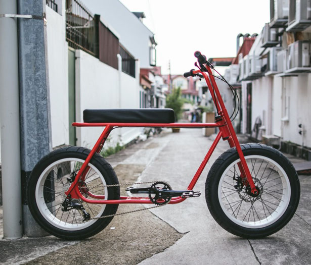 Ruckus Bike by Coastcycles