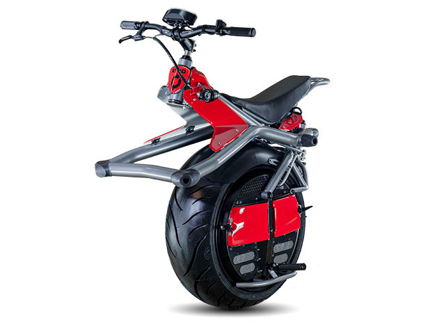 Ryno Motors Microcycle