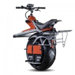 Ryno Motor Micro-cycle Is An Ideal Personal Vehicle for Urban Traffic