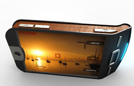s series mobile phone concept