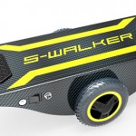 S-Walker Board Combines Segway, Skateboard, and Balance Board In One