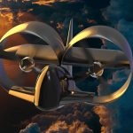 S1 Flying Motorcycle for Future Personal VTOL Vehicle