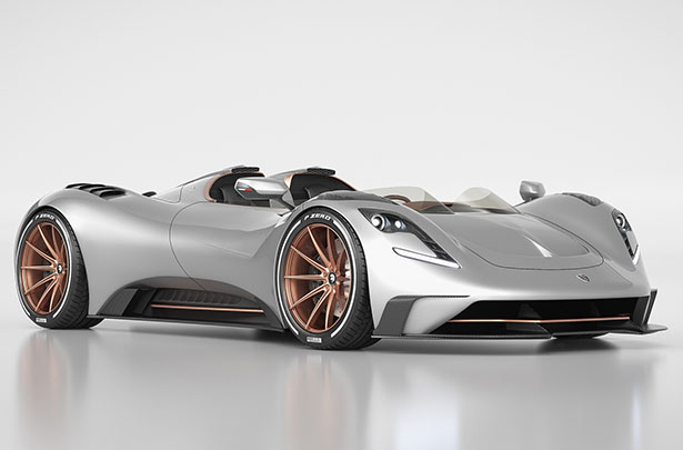 S1 Project Spyder by Ares Design