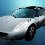 sQuba - Underwater Car Concept from Rinspeed