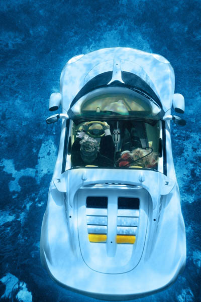 future underwater car