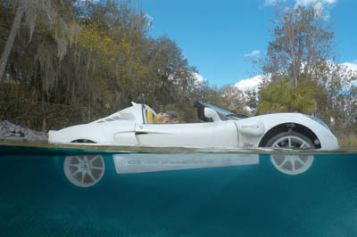 sQuba future underwater car