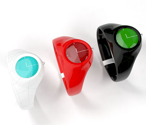 Saat Watch Offers The Beauty Of Simplicity