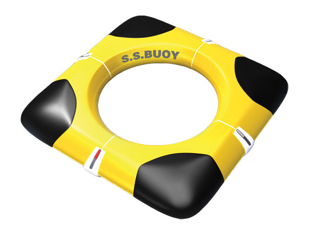 Safe.Space.Buoy by Liu Jiaqi,  Pang Yi,  Zou Yunlin and  Han Zhenqi