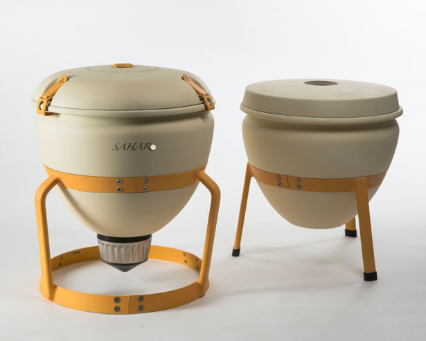 Sahar - UV Device for Sterilizing Milk Dedicated for Developing Countries by Guy Feidman Reshef