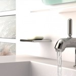 Salva Faucet Concept : Adjust The Temperature Without Wasting Water