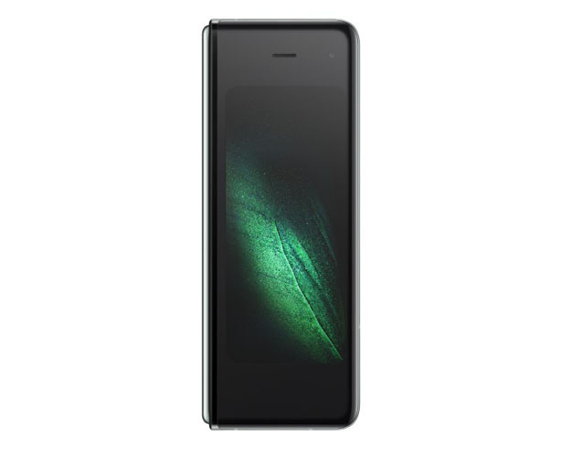 Samsung Galaxy Fold Smartphone with Dynamic AMOLED Infinity Flex Display