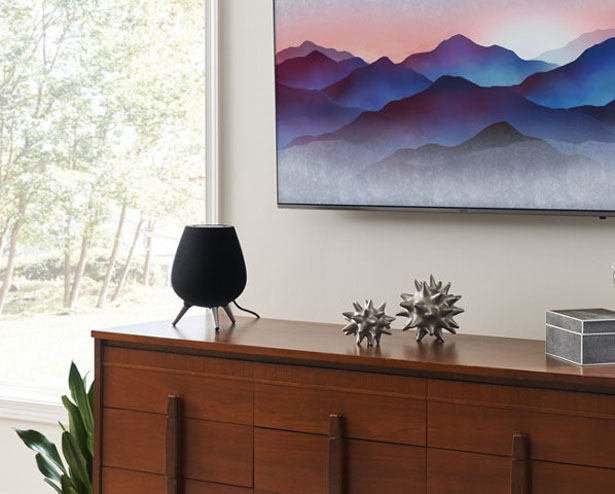 Samsung Galaxy Home Smart Speaker with Bixby as Your Assistant