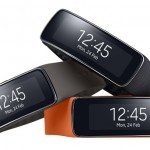 Samsung Gear Fit Wearable Tech for Active Mobile Consumer