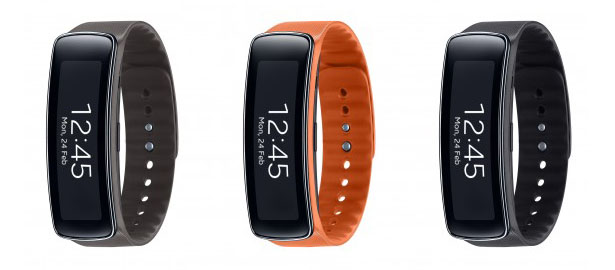 Samsung Gear Fit Wearable Tech