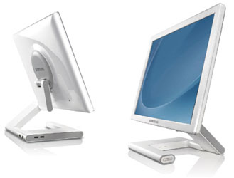 LCD Monitor Mobius 971P by Samsung
