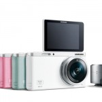 Samsung NX Mini Smart Camera with Interchangeable-Lens