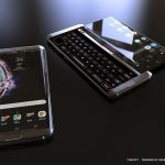 Samsung Oxygen Concept Smartphone Features Slide-Out QWERTY Keyboard