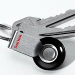 SanDisk Cruzer Orbit USB Flash Drive Features 360-Degree Swivel Design