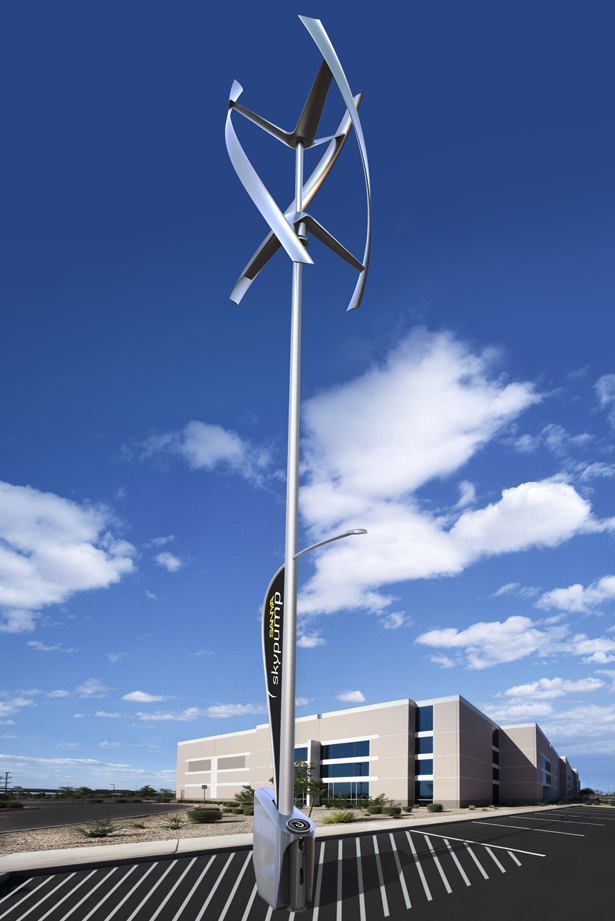Sanya Skypump by Urban Green Energy