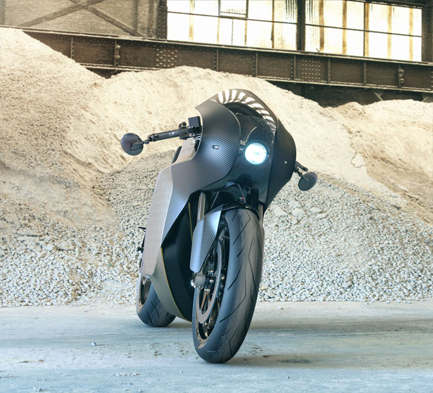 Sarolea Manx7 Electric Superbike by Rusak Creactive Designworks