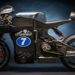 Saroléa SP7 Electric Superbike Features Bridgestone Battlax V02 Racing Slicks