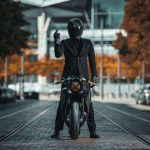 Saroléa x The Mighty Machines Electric Superbike Comes with A Complete Tailored Suit