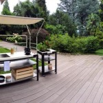 Satellite Outdoor Kitchen Features Modular Design for Different Configurations