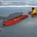 Saviour Ice Rescue Board Requires Only 1 Person to Operate