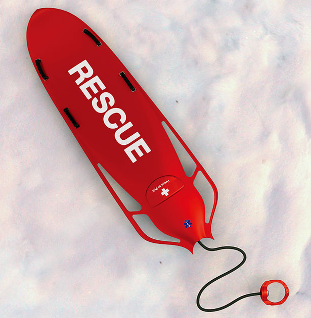 Saviour Ice Rescue Board by Yoon Hoon