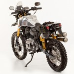 SC3 Adventure Dual Sport Motorcycle by Carducci Dual Sport