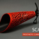 SCALO: Prosthetic Arm Designed Specially for Rock Climbing