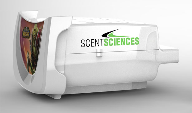 ScentScape Digital Scent Delivery System From Scent Sciences