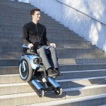 Scewo Stair Climbing Wheelchair Features Self-Balancing Technology