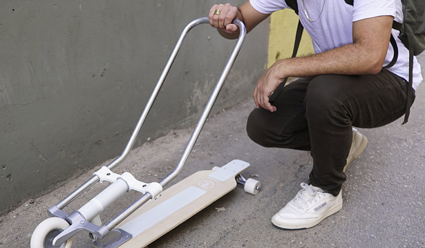 Scootboard by Tamar Canfi