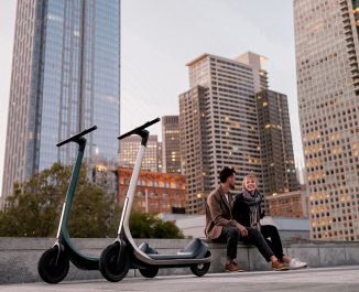 Scotsman 3D-Printed Carbon Fiber Electric Scooter Is a Custom Vehicle Made Just for You