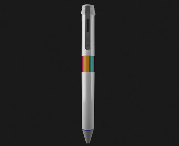 Scribble Pen : Color Picker Pen by Mark Barker and Robert Hoffman