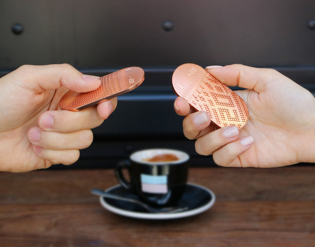 Scrip - The Tangible Future of Digital Cash by NewDealDesign