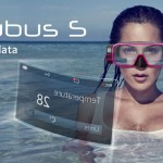 Scubus S : The World's First Augmented Reality Scuba Diving Mask