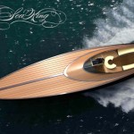 Sea King Luxury Yacht by Adam Schacter