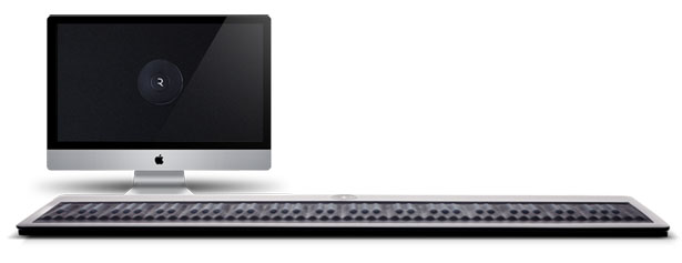Seabord GRAND Music Instrument by ROLI