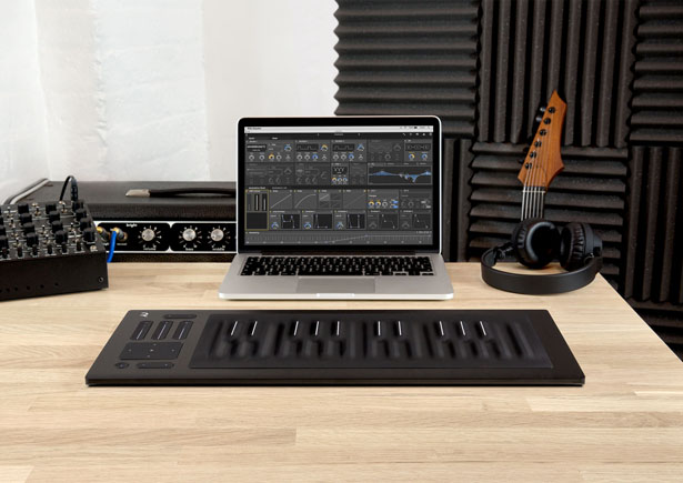 Seaboard RISE Future Keyboard by ROLI