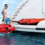 Seabob Cayago F7 Underwater Jetski Allows You to Move Just Like A Dolphin At Depth or On The Surface