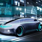 SEAT Meet Autonomous Car Concept Proposal for The Year of 2030 by Miguel Mojica
