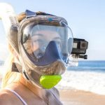 Seaview 180 SV2 Snorkeling Mask with Better Air Circulation Creates Less Fogging Mask