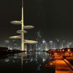 Seawater Vertical Farm in Dubai by StudioMobile