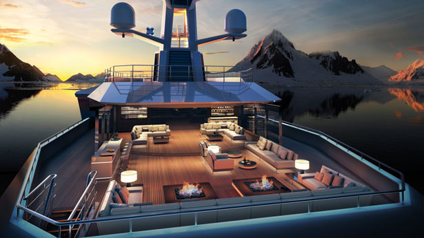 Seaxplorer Yacht Takes You To Extreme Destinations Without