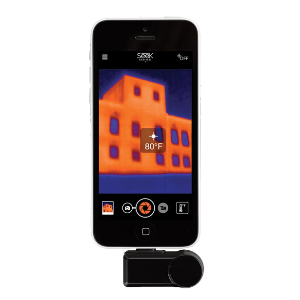 Seek Thermal Camera for Smartphone